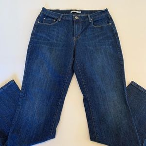 Levi's 12 505 Straight jeans long